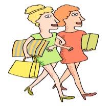 Shop and Nosh!